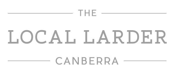 The Local Larder Canberra Logo