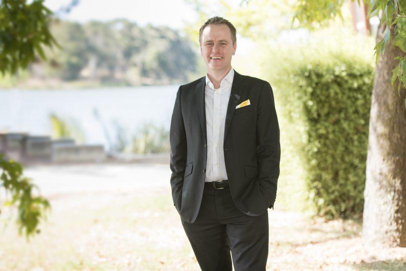 Ray White, Scott Jackson head of sales
