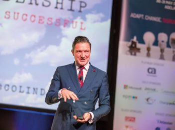 Dealing effectively with disruption – Convergence 2017