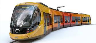 Canberra's light rail project wins international award